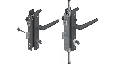 Select Hinged Door Hardware