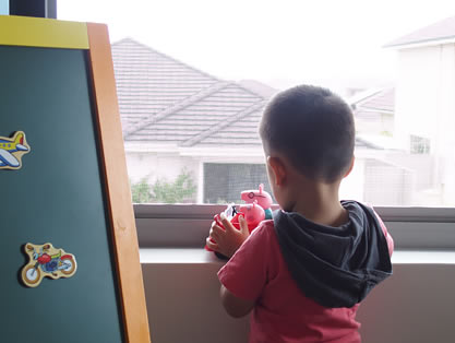 KidScreen Window Fall Prevention