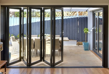 Bi-Fold Window & Door