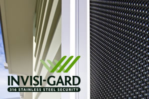 Invisi-Gard Stainless Steel Security Screening