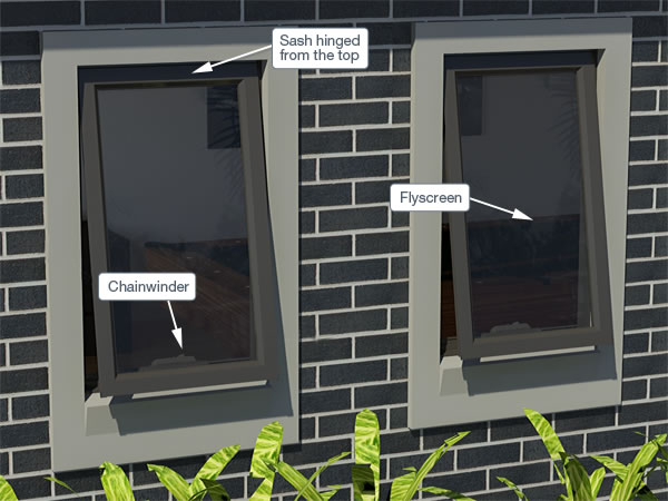 Decorating window frame types inspiring photos gallery for Types of modern windows
